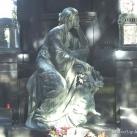 Gyászoló nőalak