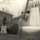Csengery Antal-szobor