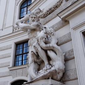 Herkules megöli a Lernéi Hüdrát
