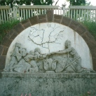 Szent Erzsébet-kútszobor