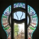 A Kőrössy villa üvegablakai