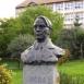 Móra Ferenc mellszobra