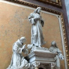 Jézus Szíve-oltár szobrai