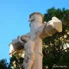 Feszület Mária-szoborral
