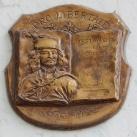 Rákóczi-szabadságharc 300. évfordulójára-emléktábla