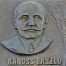 Baross László-emléktábla
