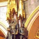 Országház kupolacsarnoka - III.Károly