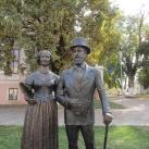 Gróf Nákó Kálmán és Gyertyánffy Berta
