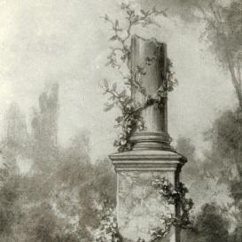 Kölcsey Ferenc első síremléke
