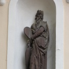 Mózes és Dávid király szobra