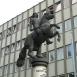 Zrínyi Miklós lovas szobra