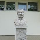 Erkel Ferenc mellszobra