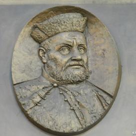 Bocskai István-emléktábla