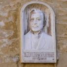 Bánvárth Sándor portrédomborműve