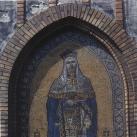 Szent Angelina-mozaik