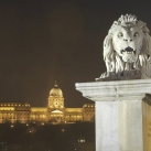Oroszlán-szobor