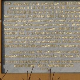 II. Lajos táborának emlékére