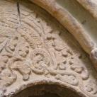 Középkori templom kapuzata