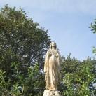 Szeplőtelen Szűz Mária-szobor