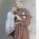 Szent Antal a gyermek Jézussal