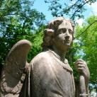 Az ítélet angyala – Marschalkó János síremléke