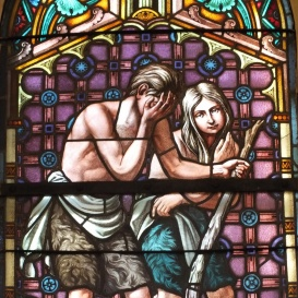 A Páli Szent Vince plébániatemplom oldalhajójának ablakai II.