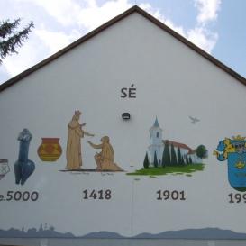 Sé település történetéből