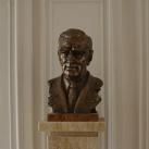 Gróf Széchenyi Zsigmond mellszobra