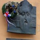 Lázárevics István-emléktábla