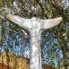 Assisi Szent Ferenc-szobor