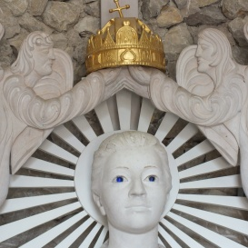 Boldogasszony-szobor