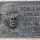Schilling Roger-emlékmű