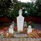 Abdurrahman pasa emlékműve
