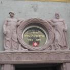 Társadalomtudományi Intézet kapuja