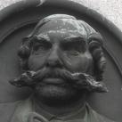 Johann Russ (Russ János) síremléke