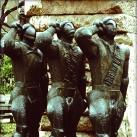 A spanyolországi nemzetközi brigádok magyar harcosainak emlékműve
