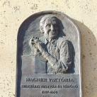 Wagner Viktória-emléktábla