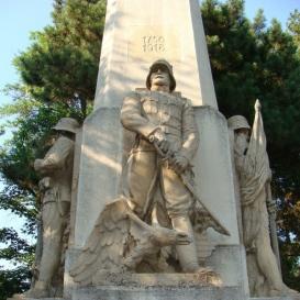 39-es számú gyalogezred emlékműve