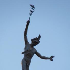 Hermész-szobor