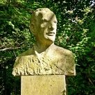 Koltay György-mellszobor