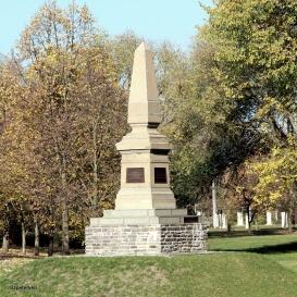 Vereckei Millenniumi Határkő-emlékmű