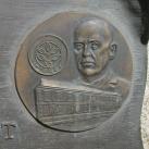 Pándy Kálmán-emlékkő