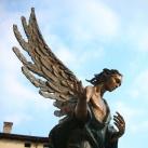A befogadás kék angyala