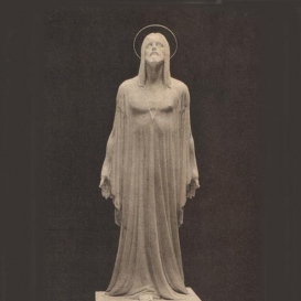 Krisztus a martonvásári Dréher-mauzóleumban