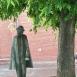 Várkonyi Zoltán-szobor