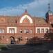 Eötvös Károly megyei könyvtár épületdíszei