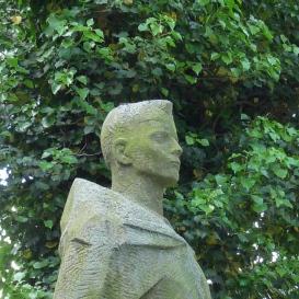 Határőr-szobor