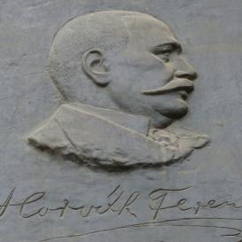Horváth Ferenc-emléktábla