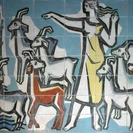 Festett figurális képek