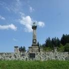 Honvéd-emlékmű a Nyergestetőn